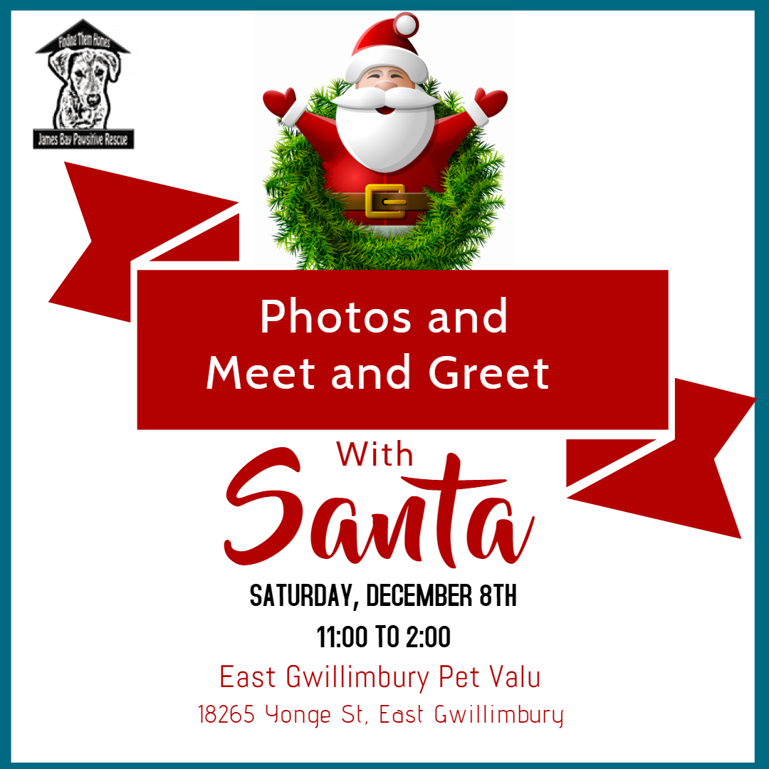 Pet Valu East Gwillimbury Meet and Greet