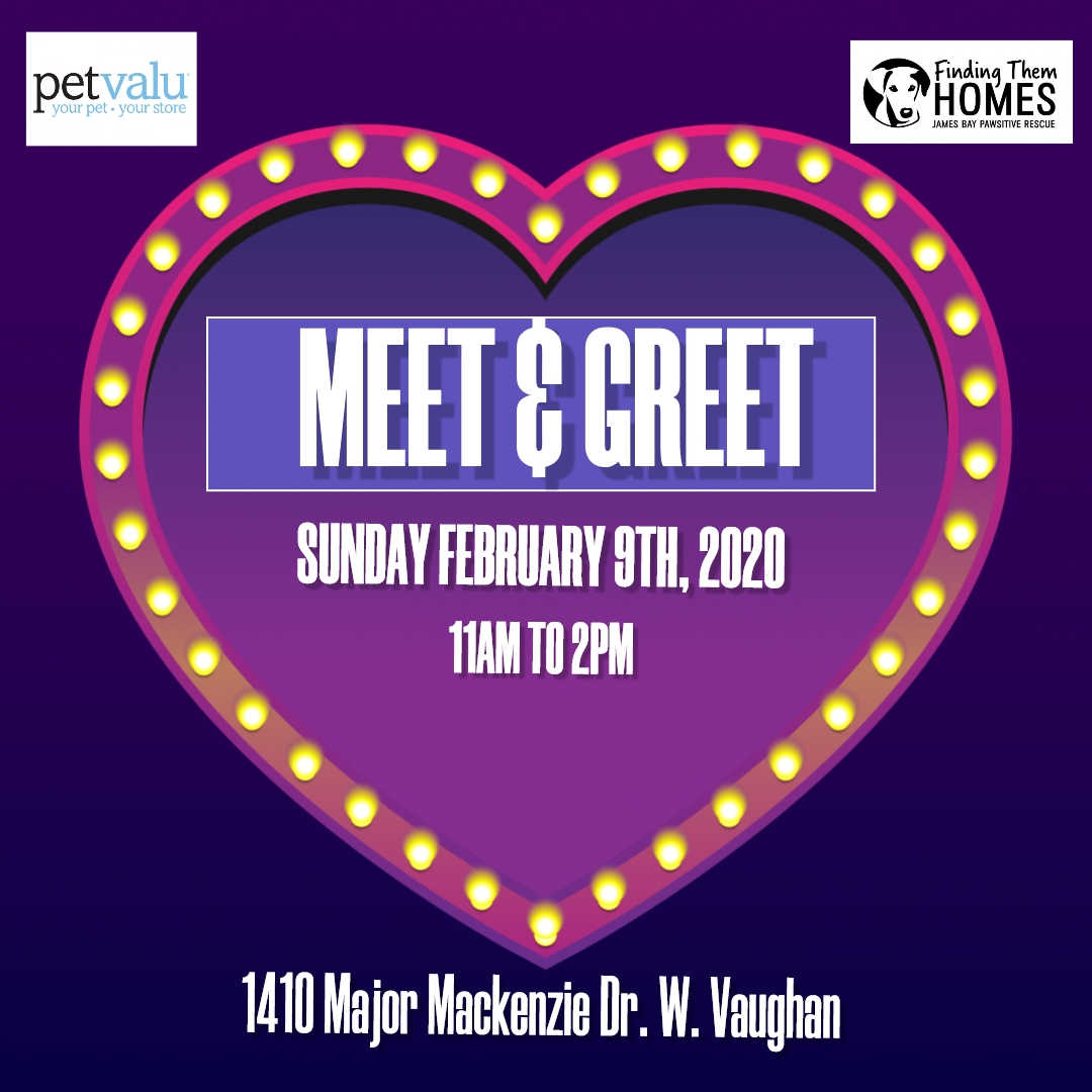 PetValu Vaughan Meet & Greet